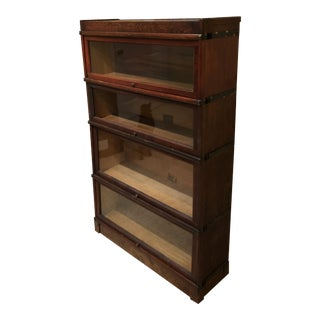 Globe Wernicke Bookcase, Circa 1900s For Sale