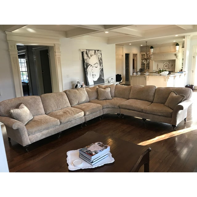 Custom Dino Mark Anthony Sectional For Sale - Image 4 of 10