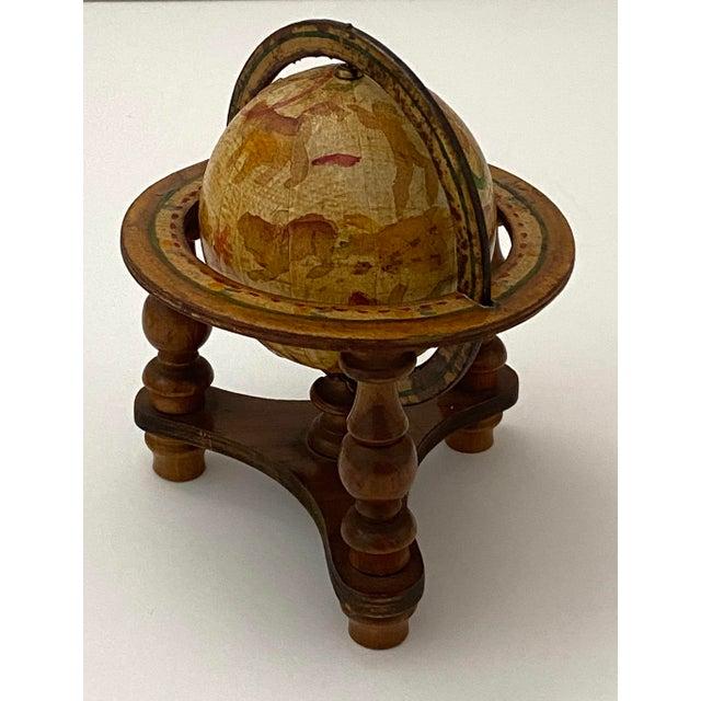 Vintage Artisan Fantasy Celestial Globe Antique Motif For Sale - Image 13 of 13
