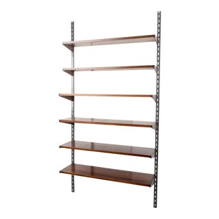 Danish Rosewood Fm Shelving System by Kai Kristiansen, 1960s #2 For Sale