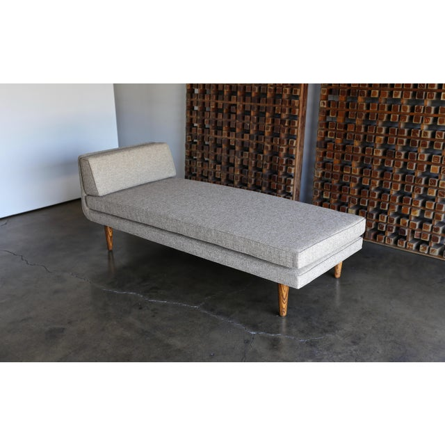 Dunbar Furniture 1960 Edward Wormley for Dunbar Daybed For Sale - Image 4 of 13