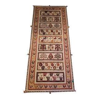 1970s Custom Runner Rug - 2′ × 6′ For Sale
