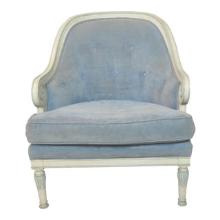 Tomlinson Furniture Accent Chair For Sale