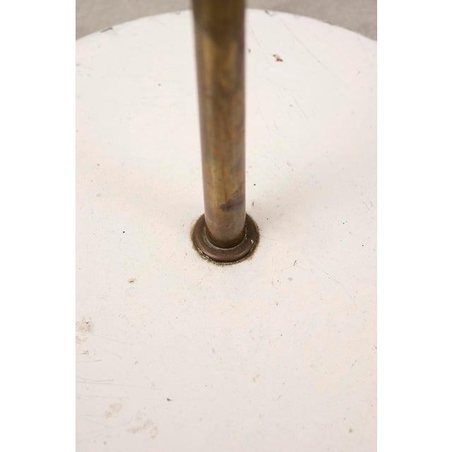 Brass Arne Jacobsen Floor Lamp, Denmark, 1929 For Sale - Image 7 of 10