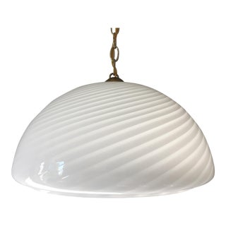 Vetri Murano Pendant Light For Sale