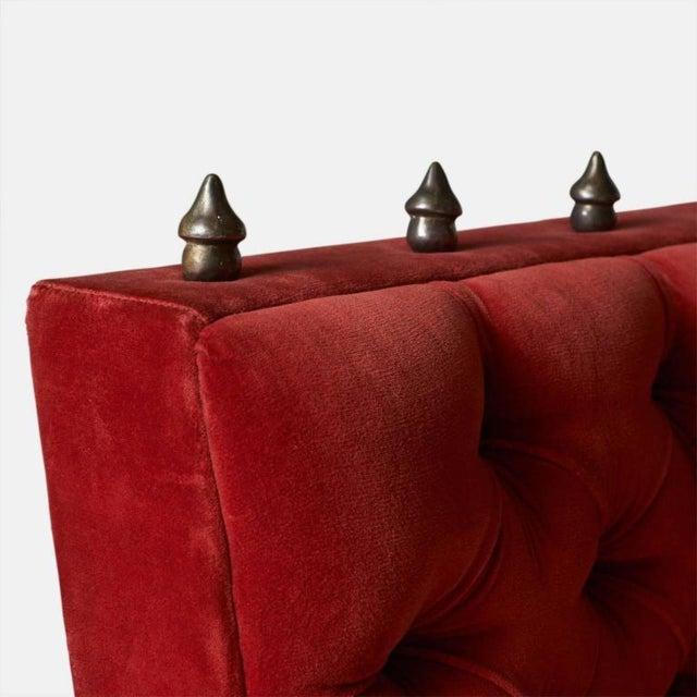 Bronze Elizabeth Garouste and Matti Bonetti Mars Sofas For Sale - Image 7 of 10