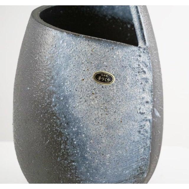 Japanese Black Vessel For Sale - Image 4 of 5
