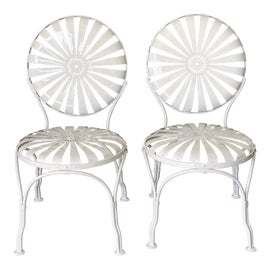 Image of Coastal Outdoor Chairs