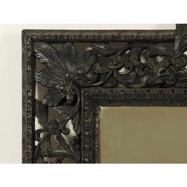 19th Century Rococo Style Mirror For Sale - Image 5 of 7