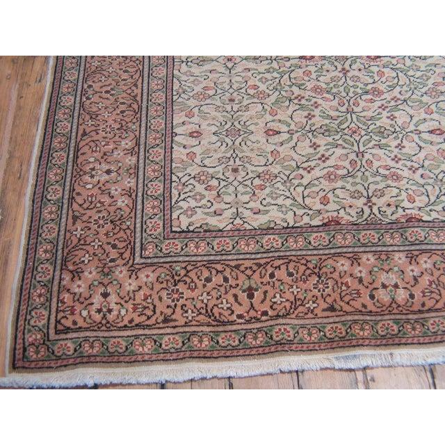 Islamic Kayseri Rug For Sale - Image 3 of 5
