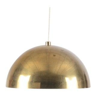 Vintage Louis Poulsen Dome Light Pendant For Sale