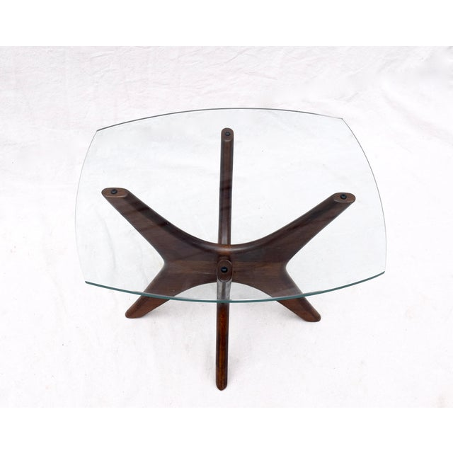 1960s Adrian Pearsall Jacks Side Table For Sale - Image 5 of 7