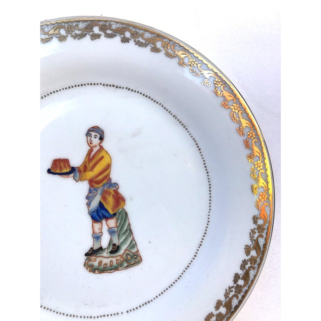 Kitchen Decorative Plates - Set of 6 For Sale In Los Angeles - Image 6 of 11