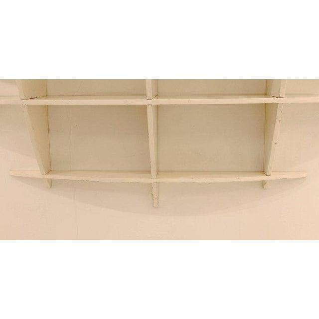 """Tyko"" Lacquered Wood Bookshelf by Manfredo Massironi for Nikol International For Sale - Image 10 of 11"