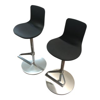 Vitra Zeb Stools - A Pair For Sale
