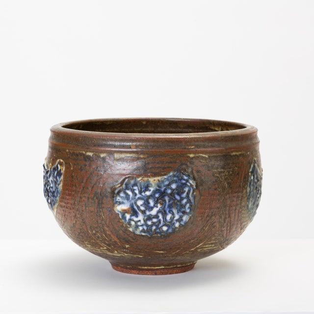 Otto and Vivika Heino Vivika and Otto Heino Studio Pottery Bowl For Sale - Image 4 of 9