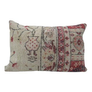 Handmade Turkish Kilim Pillow Cover For Sale