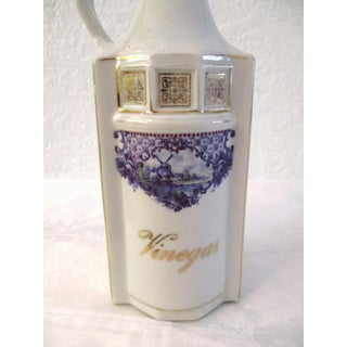 German Mid Century Porcelain Vinegar Cruet Preview