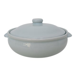 Celadon Serving Bowl For Sale
