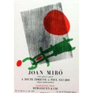 1959 Joan Miro 55, Lithograph a Toute Epreuve, Mourlot For Sale