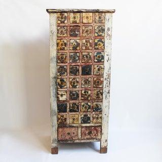 Vintage Medicine Apothecary Cabinet Preview