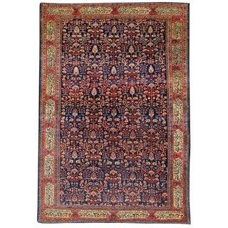 Fereghan Sarouk Garden Carpet For Sale