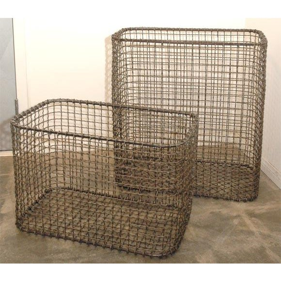 JW Wire Basket For Sale - Image 9 of 9