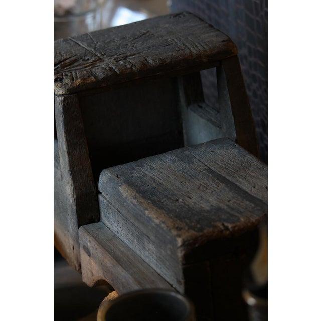 Vintage Handmade Wood Truck Folk Toy - Image 5 of 5