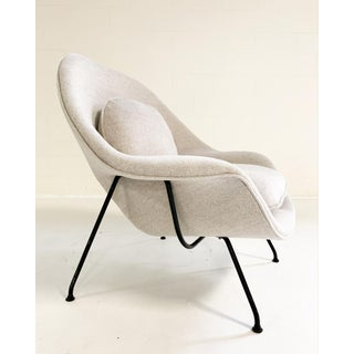 Eero Saarinen Womb Chair in Loro Piana Alpaca Wool Preview