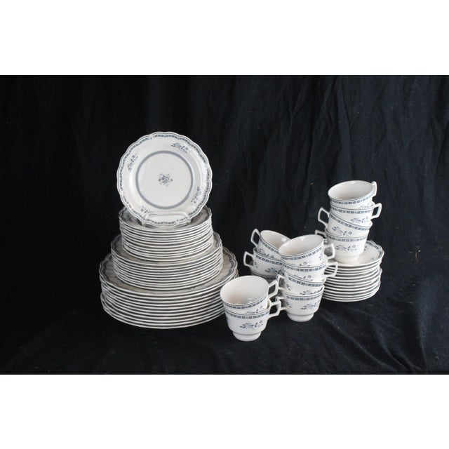 Royal Doulton of England Traditional Dinner China - 60 Pieces For Sale - Image 10 of 10
