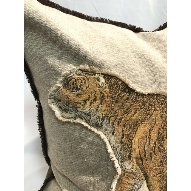 Taking on a fatigued look of that favorite old teddy bear from days gone by. These animals came from an in stock textile...