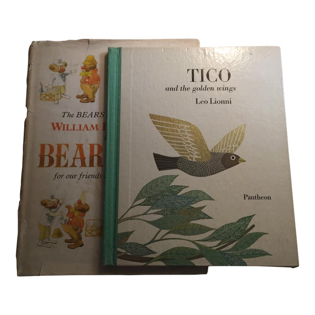 Bear Circus & Tico and the Golden Wings - Pair - Image 1 of 8