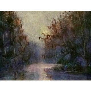 "Chris Burkholder ""3"" Painting For Sale"