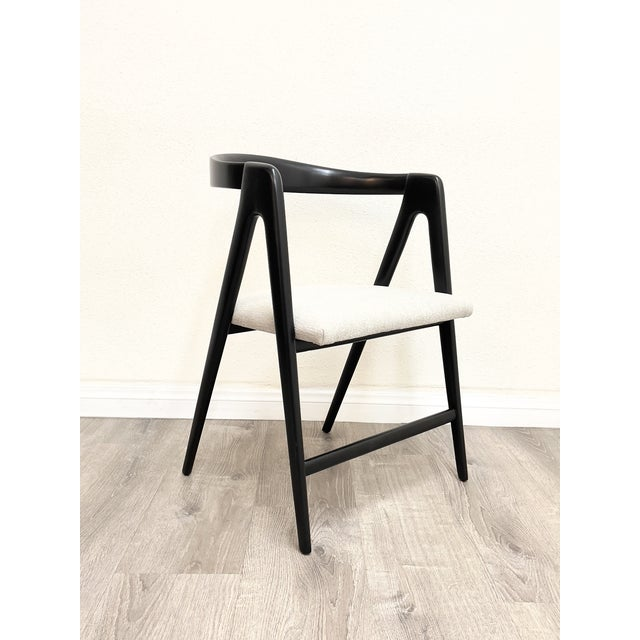 Mid Century Modern Italian Dining Chairs For Sale - Image 11 of 13