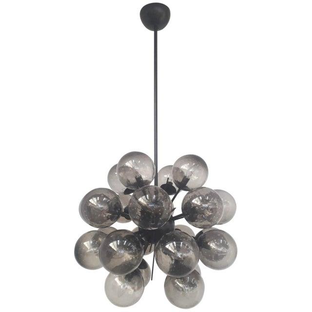 Ventiquattro Sputnik Chandelier by Fabio Ltd For Sale - Image 10 of 10