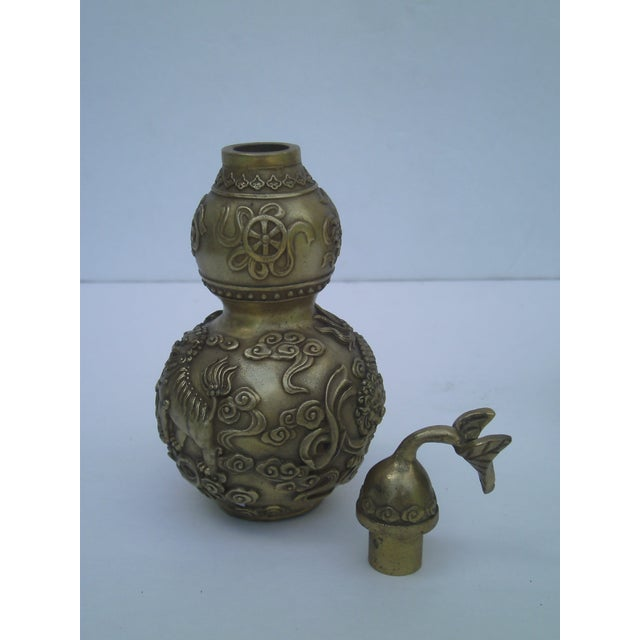 Bronze Covered Jars - A Pair - Image 7 of 10