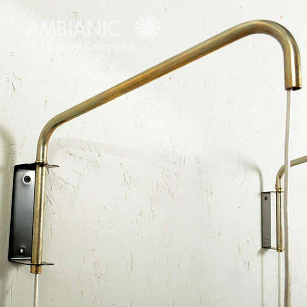 Mid-Century Modern Pair of Wall Sconces After Lightolier For Sale In San Diego - Image 6 of 11