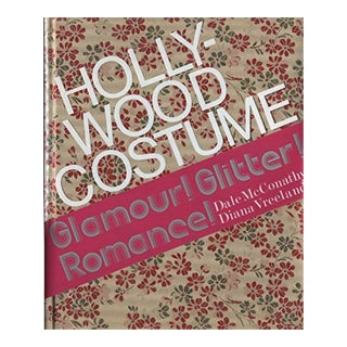 """Harry N. Abrams Inc. """"Hollywood Costume: Glamour! Glitter! Romance!' Book For Sale"""