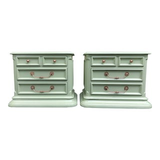 Century Furniture Nightstands - a Pair For Sale