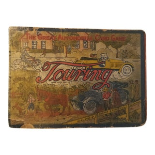 1920s Traditional Touring Card Game