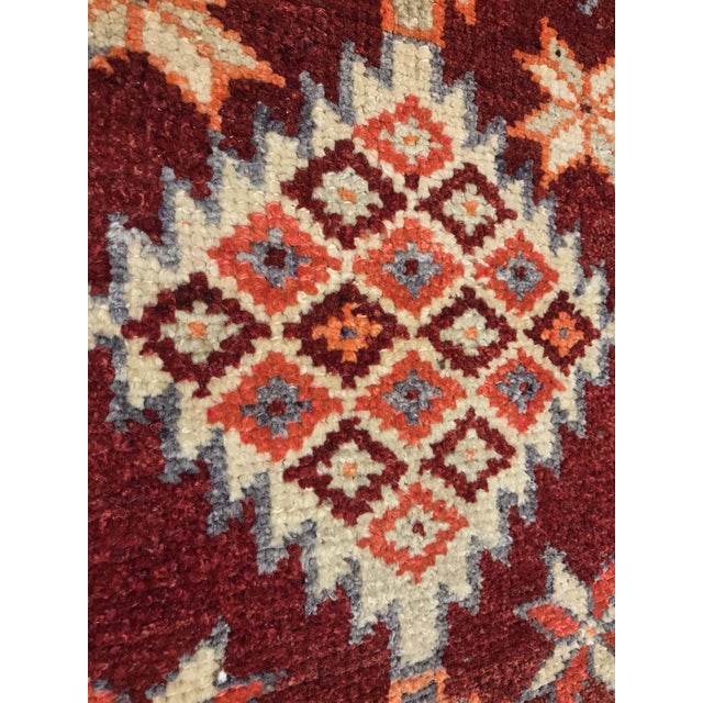 "Bellwether Rugs Vintage Turkish Oushak Runner - 2'9"" X 11'4"" - Image 7 of 11"