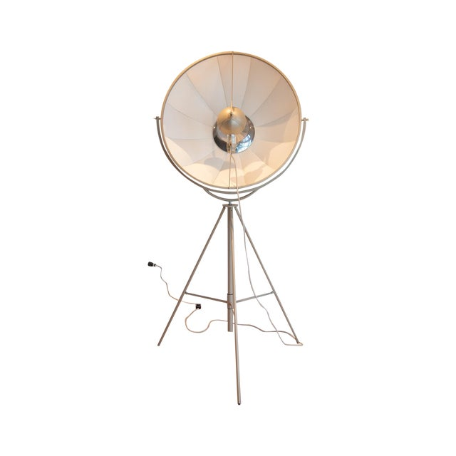 Fortuny Petite Floor Lamp - Image 2 of 11