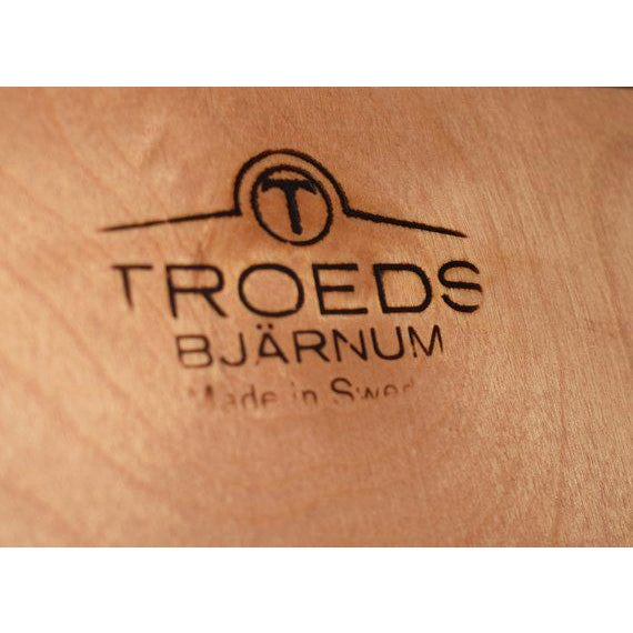 Mid Century Modern Rosewood Credenza by Nils Jonsson for Troeds For Sale - Image 9 of 10