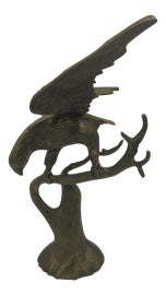 Image of Eagle Sculptures