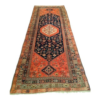 Early 1900s Persian Malayer Gallery Rug - 5′3″ × 13′ For Sale