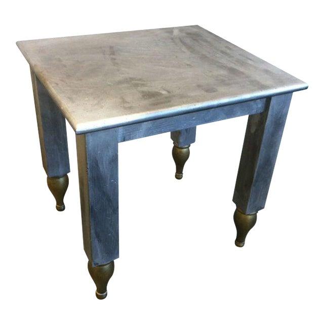Oak SoHo Side Table - Image 1 of 4