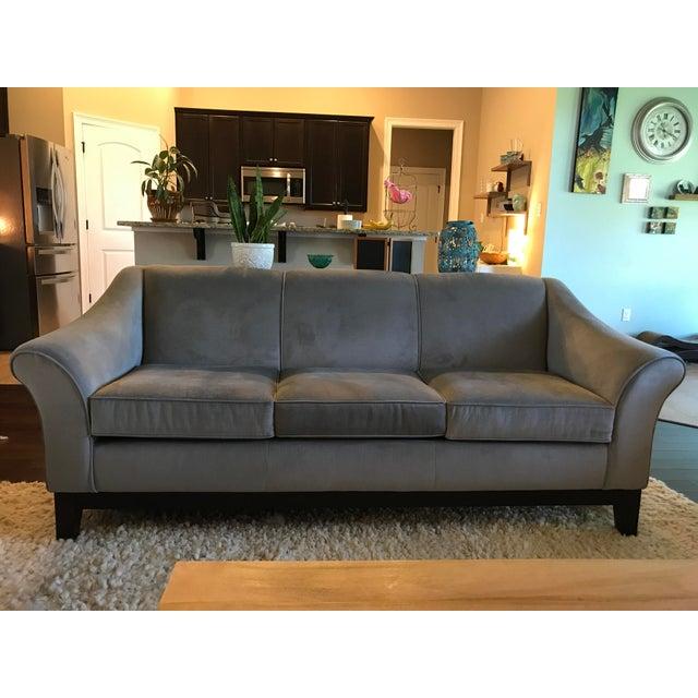 Best Home Furnishings Graphite Emeline Sofa | Chairish Best Home Furniture Emeline Sofa on newton sofa, franklin sofa, louis sofa, emma sofa, chester sofa, olive sofa, jane sofa, emily sofa, henry sofa, alex sofa,