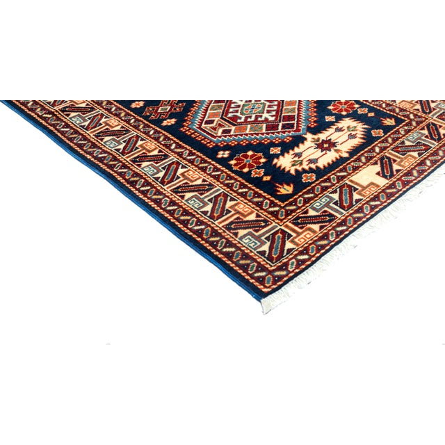 """New Traditional Hand Knotted Runner - 2'7"""" x 9'5"""" - Image 2 of 3"""