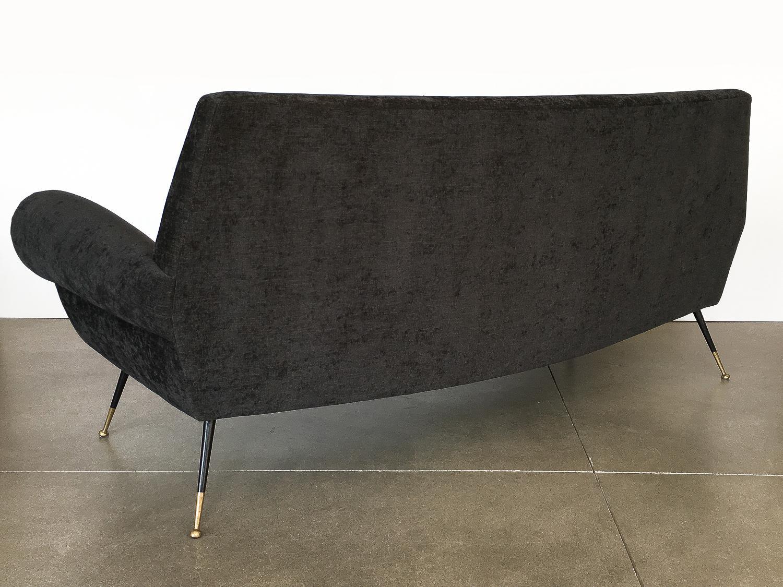 Italian Midcentury Sofa By Gigi Radice For Minotti   Image 8 Of 13