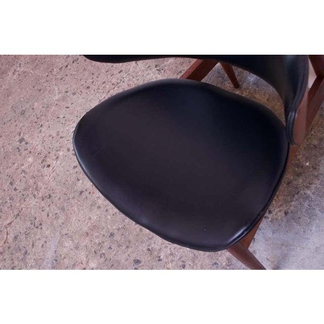 1960s Seymour J. Wiener Walnut Lounge Chair for Kodawood For Sale - Image 5 of 13